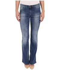 Diesel Sandyb Patch Trousers 851X Denim Women's Jeans Blue