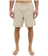 Columbia Backcast Iii Water Trunk Fossil Men's Shorts Beige
