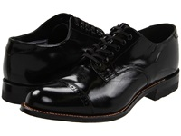 Stacy Adams Madison Cap Toe Black Men's Dress Flat Shoes