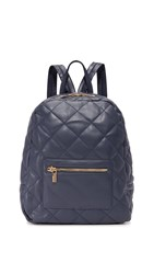 Deux Lux Billie Quilt Backpack Navy