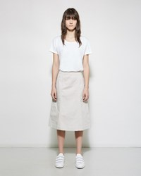 Mhl By Margaret Howell Apron Skirt
