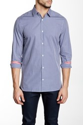 Moods Of Norway Kai Classic Fit Shirt Blue