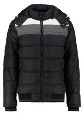 Blend Of America Winter Jacket Black Mottled Anthracite