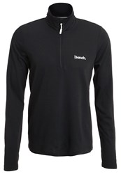 Bench Exemplair Long Sleeved Top Black