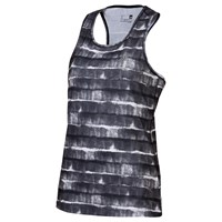 Adidas All Over Print Prime Tank Top Grey White