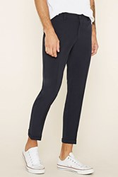 Forever 21 Cuffed Trousers