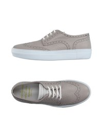 Barracuda Footwear Low Tops And Trainers Men Dove Grey
