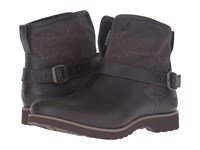The North Face Ballard Pull On Ii Canvas Coffee Bean Brown Weimaraner Brown Women's Pull On Boots