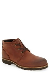 Ecco Men's 'Jamestown' Chukka Boot Cognac Leather