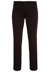 Pepe Jeans Saturn Trousers Chocolate Brown