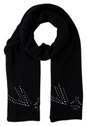 Guess Athina Scarf Black
