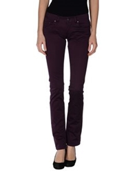 Phard Casual Pants Dark Purple