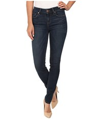 Level 99 Liza Mid Rise In Clover Clover Women's Jeans Green