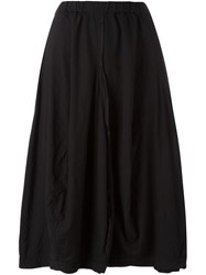 Comme Des Garcons Inside Out Skirt Black