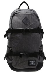 Element Jaywalker Rucksack Char Herringbon Mottled Dark Grey