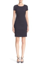 Armani Collezioni Women's Cutout Back Sheath Dress