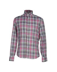 Michael Bastian Shirts Shirts Men Mauve