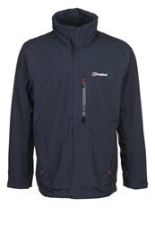 Berghaus Arisdale Outdoor Jacket Eclipse Blue Grey