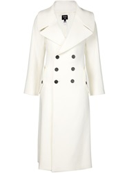 Creatures Of The Wind 'Jai' Coat White