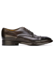 Officine Creative Derby Shoes Brown