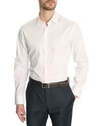 Menlook Label Brad White Shirt