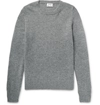 Acne Studios Kai Wool Sweater Gray