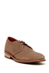 Walk Over Whitman Havana Embossed Leather Oxford Brown