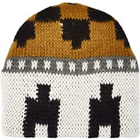 Tak. Ori Women's Intarsia Knit Slouchy Hat No Color