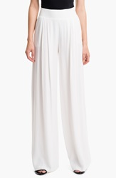 1.State High Rise Wide Leg Trousers Cloud