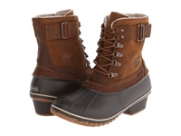 Sorel Winter Fancy Lace Ii Elk Grizzly Bear Women's Boots Brown