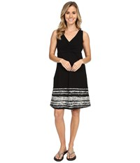 Aventura Clothing Fleur Dress Black Women's Dress
