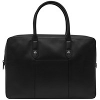 Reiss Armstrong Zip Briefcase Black