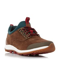 Merrell Emergy Cut Out Facing Trainers Brown