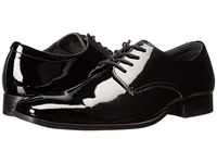 Calvin Klein Gareth 2 Black Patent Men's Plain Toe Shoes