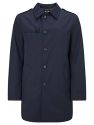 Bugatti 90Cm Modern Raincoat Navy