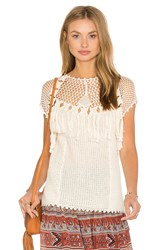 Ulla Johnson Ivy Top Ivory
