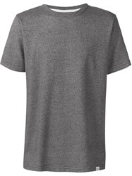 Norse Projects 'James' T Shirt Grey