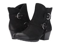 Earth Olive Black Vintage Women's Pull On Boots