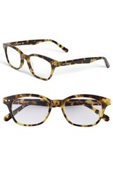 Women's Kate Spade New York 'Rebecca' 49Mm Reading Glasses Tokyo Tortoise