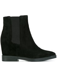 Ash Ankle Boots Black