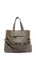 Jerome Dreyfuss Billy Medium Tote Grey