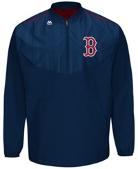 Majestic Men's Boston Red Sox Training Jacket