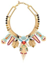 Reminiscence Iro Squaw Necklace