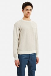 Patrik Ervell Pocket Sweater Dove Grey