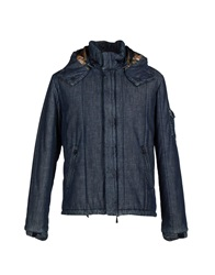 Roy Rogers Roy Roger's Denim Outerwear Blue