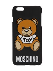 Moschino Teddy Bear Iphone 6 Rubber Case