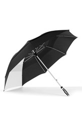 Shedrain 'Windjammer' Golf Umbrella Black Black White