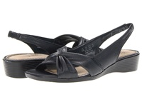 Lifestride Mimosa Navy Duncan Women's Sandals Black