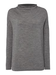 Marella Lightweight Kintted Jumper Grey