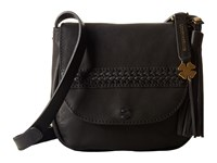 Lucky Brand Sydney Crossbody Black Cross Body Handbags